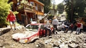 southern california mudslides